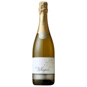 イディル ワイン ウィスパーズ ブリュット キュヴェ 750ml (三国/オーストラリア/南東オーストラリア/スパークリングワイン/辛口/1487)|yo-sake