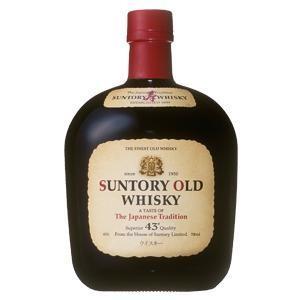 サントリー オールドウィスキー 43度 700ml当店では、現行ヴィンテージの販売となります。ご指定...