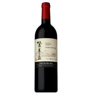 登美の丘ワイナリー 登美の丘 赤 750ml [日本/赤ワイン]|yo-sake