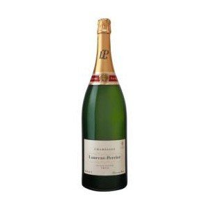 ローラン ペリエ ブリュット L P ジェロボアム 3L 3000ml 送料無料※(本州のみ) (フランス/白ワイン)|yo-sake