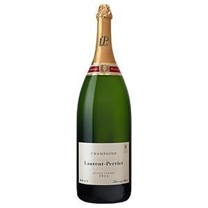 ローラン ペリエ ブリュット L P サルマナザール 9L 9000ml 送料無料※(本州のみ) (フランス/白ワイン)|yo-sake