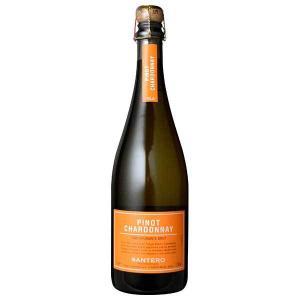 サンテロ ピノ シャルドネ スプマンテ 750ml (イタリア/ピエモンテ/スパークリングワイン/辛口/650737) MT|yo-sake