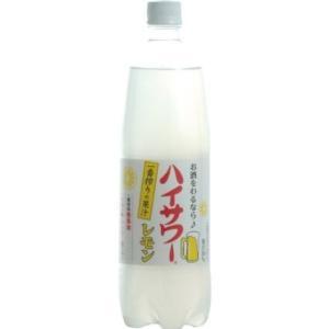 博水社 サワーペット レモン 1L 1000ml|yo-sake