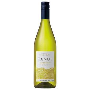 ワイン ビニェードス パヌール シャルドネ 750ml (チリ/セントラル・ウ゛ァレー/白ワイン/辛口/655613) MT|yo-sake
