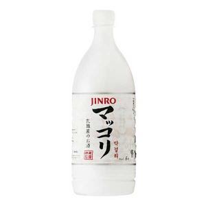 JINRO マッコリ 1L 1000ml あすつく 送料無料(本州のみ)|yo-sake