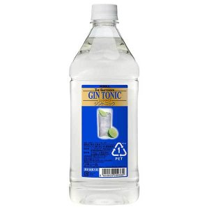 アサヒ ザ バーテンダー ジントニック 1.8L 1800ml(アサヒ/カクテルコンク)|yo-sake