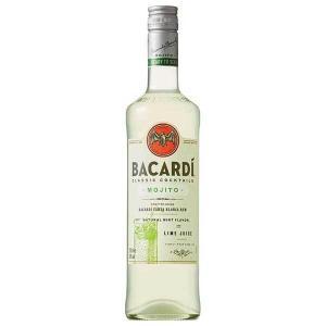 バカルディ クラシック カクテルズ モヒート 700ml 18度 スピリッツ rum yo-sake