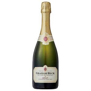 グラハム ベック ワインズ グラハム ベック ブリュット 750ml [MT/南アフリカ/ウエスタン・ケープ/スパークリングワイン/辛口/641037] yo-sake