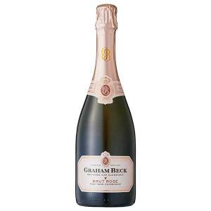 グラハム ベック ワインズ グラハム ベック ブリュット ロゼ 750ml [MT/南アフリカ/ウエスタン・ケープ/スパークリングワイン/辛口/644539] yo-sake