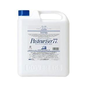 ドーバー パストリーゼ77 詰替 5L 5000ml あすつく アルコール消毒液 防菌 消臭 防カビ ウィルス(北海道・沖縄・離島お届け不可)|yo-sake
