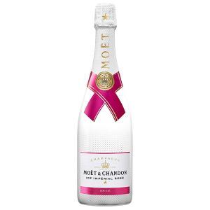 シャンパン モエ シャンドン アイス アンペリアル ロゼ 750ml x 6本(ケース販売)  champagne wine あすつく yo-sake