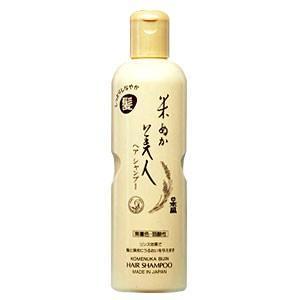 日本盛 米ぬか美人 ヘアシャンプー 335ml|yo-sake