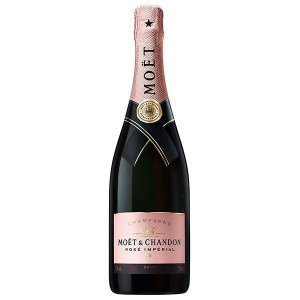 シャンパン モエ シャンドン ブリュット アンペリアル ロゼ 750ml 並行品 あすつく champagne wine|yo-sake