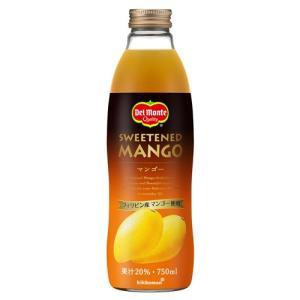 デルモンテ マンゴー 20% 750ml|yo-sake