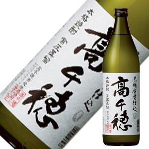 高千穂 麦焼酎 黒麹 白ラベル 25度 900ml (高千穂酒造/宮崎県)|yo-sake