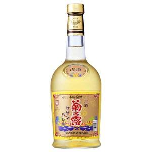 菊之露 サザンバレル 古酒 25度 720ml x 12本 (ケース販売)(菊之露酒造 / 泡盛)|yo-sake