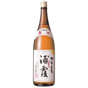 浦霞 本醸造 からくち 1.8L 1800ml (浦霞醸造/宮城県/岡永)|yo-sake