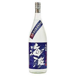 崎元 海波(箱入り) 30度 1.8L 1800ml (崎元酒造所/泡盛)|yo-sake