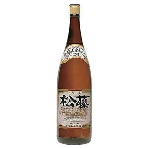 崎山 松藤 山水仕込 25度 1.8L 1800ml x 6本 (ケース販売)(崎山酒造廠 / 泡盛)|yo-sake