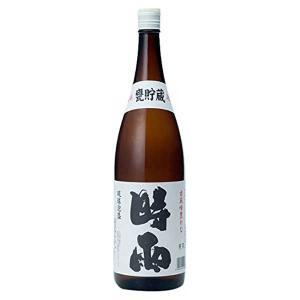 識名 時雨 甕貯蔵酒 25度 1.8L 1800ml x 6本 (ケース販売)(識名酒造場 / 泡盛)|yo-sake
