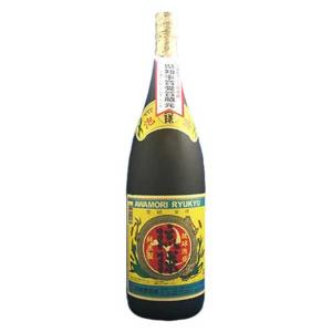 新里 琉球クラシック 25度 1.8L 1800ml x 6本 (ケース販売)( 新里酒造 / 泡盛) 送料無料※(本州のみ)|yo-sake