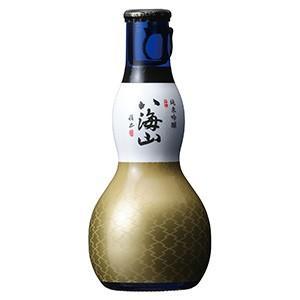 八海山 純米吟醸 ひょうたんびん 180ml x 12本 (ケース販売)(八海醸造/新潟県) yo-sake