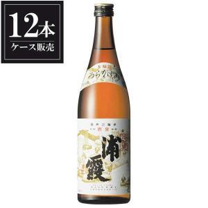 浦霞 本仕込 本醸造 720ml x 12本 (ケース販売) (浦霞醸造/宮城県/岡永)|yo-sake