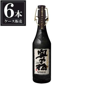 奥の松 大吟醸雫酒 十八代伊兵衛 720ml x 6本 (ケース販売) (奥の松酒造/福島県/岡永)|yo-sake