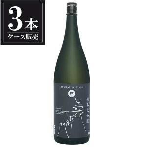 若戎 純米大吟醸 義左衛門 1.8L 1800ml x 3本 (ケース販売) (若戎酒造/三重県/岡永)|yo-sake