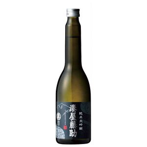 白瀧 純米大吟醸 湊屋藤助 630ml (白瀧酒造/新潟県/岡永)|yo-sake