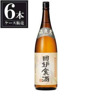 飛良泉 山廃純米 囲炉裏酒 1.8L 1800ml x 6本 (ケース販売) (飛良泉本舗/秋田県/岡永) yo-sake