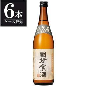 飛良泉 山廃純米 囲炉裏酒 720ml x 6本 (ケース販売) (飛良泉本舗/秋田県/岡永) yo-sake