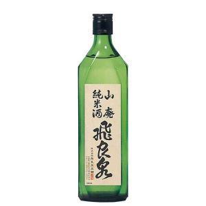 飛良泉 山廃純米酒 720ml (飛良泉本舗/秋田県/岡永) yo-sake