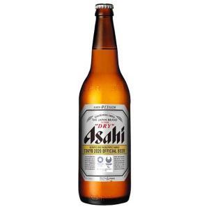 アサヒ スーパードライ 大びん633ml x 20本 (瓶) 送料無料※(本州のみ)  (国産/ビール/ALC 5%) あすつく|yo-sake