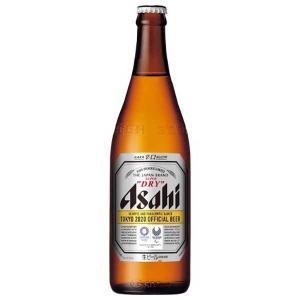 アサヒ スーパードライ 中びん500ml x 20本 (瓶) あすつく (国産/ビール/ALC 5%)|yo-sake
