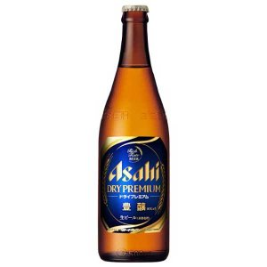 アサヒ ドライプレミアム豊醸 中びん500ml x 20本 (瓶) 送料無料※(本州のみ) (国産/ビール/ALC 6.5%)|yo-sake