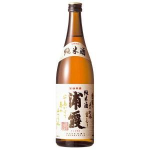 浦霞 純米酒 720ml (浦霞醸造/宮城県/岡永)|yo-sake