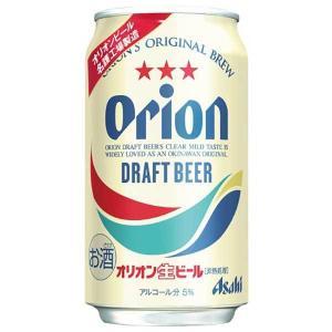 アサヒ オリオンドラフト 350ml x 24本 (缶)(国産/ビール/缶/ALC 5%)|yo-sake