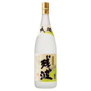 残波 白 泡盛 25度 720mlあすつく|yo-sake