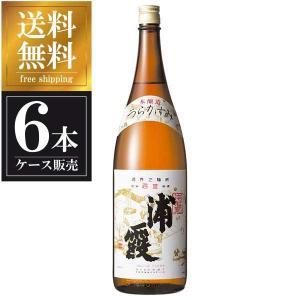 浦霞 本仕込 本醸造 1.8L 1800ml x 6本 (ケース販売) 送料無料(本州のみ) (浦霞醸造/宮城県/岡永) あすつく|yo-sake