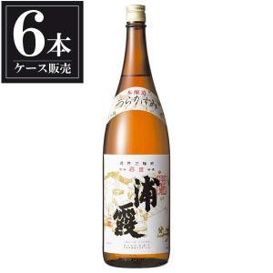 浦霞 本仕込 本醸造 1.8L 1800ml x 6本 (ケース販売) (浦霞醸造/宮城県/岡永) あすつく|yo-sake