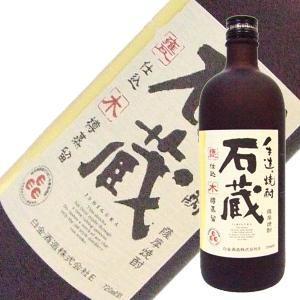 石蔵 手造り焼酎 芋焼酎 25度 720ml (白金酒造/鹿児島県)|yo-sake