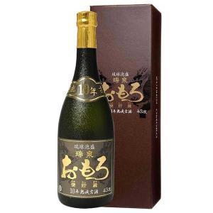 瑞泉 おもろ 10年 古酒 43度 720ml [瑞泉酒造 / 泡盛]|yo-sake