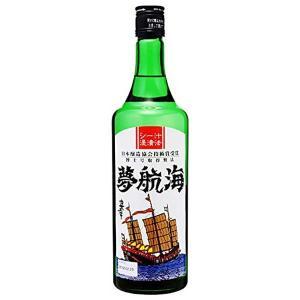 夢航海 30度 720ml (忠孝酒造/泡盛)|yo-sake