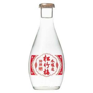 特撰 松竹梅 本醸造プリントびん 15度 (瓶) 180ml x 30本 (ケース販売)(宝酒造/日本/京都府)|yo-sake
