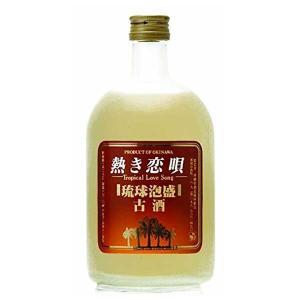 沖酒協 熱き恋唄 25度 720ml (沖縄県酒造協同組合/泡盛)|yo-sake