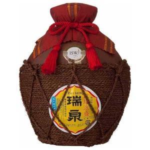 瑞泉 五合縄巻壷 43度 900ml [瑞泉酒造 / 泡盛]|yo-sake