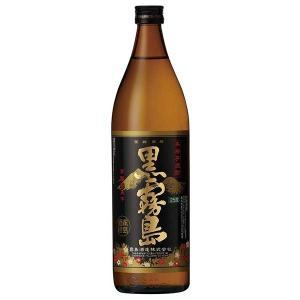 黒霧島 芋焼酎 25度 900ml あすつく (霧島酒造/宮崎県) yo-sake