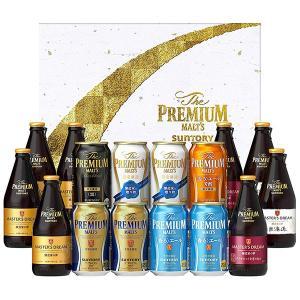 お中元 ビール BMPA5P サントリー ザ プレミアム モルツ −輝− 夏の限定8種セット (中元期限定) [同商品2点まで同梱可] 御中元 ギフト yo-sake