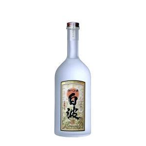 さつま白波720ml 芋 25度 (瓶) 720ml (薩摩酒造/芋焼酎/鹿児島県)|yo-sake